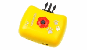 Pet Cam Pets View HD Camera (Yellow)