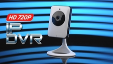 Portable Multifunction IP DVR WIFI Camera