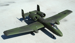 ProJet A10 High End Twin 70MM EDF Scale RC Jet Kit Version