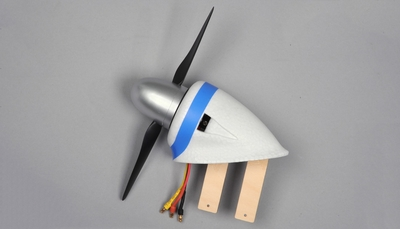 Propeller power system (with motor)