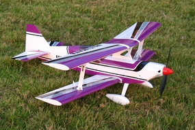 Purple Brushless Electric Ultimate BiPe 30""
