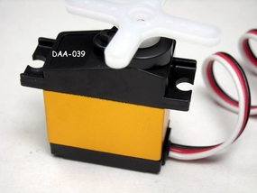 Raiden 16G Micro Plus Digital Servos DMA-039 -> Monster Torque