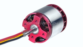 Raiden T20A-1470KV Brushless Motor for Germany LOGO-500 Helicopters