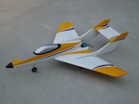 "RCGroups ""VIDEO"" Nitromodels Falcon 25 with retracts"
