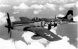 "Read the History about the P-51D ""Mustang"""