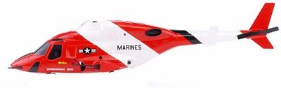 Red Fuselage M3 50H33-14-3-Red