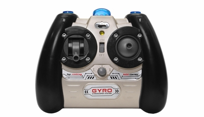 Remote Control for Syma S107G, S109G, S111G and S102G 56P-S026G-Remote