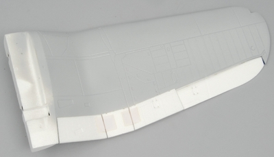 Right Main Wing (Grey) 95A702-03-MainWingRight-Grey