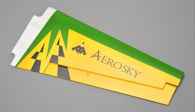 Right Main Wing (Yellow) 05A330-03-MainWingRight-Yellow
