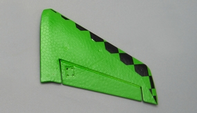 Right Tail Wing (Green)