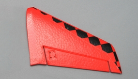Right Tail Wing (Red)