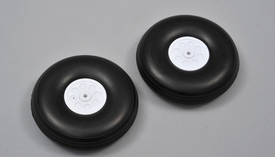 "Rubber PU Wheels 3.50""XH26mm"