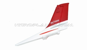 Rudder 93A300-4-RED-Rudder
