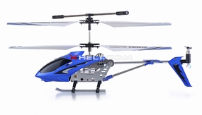 S107 Helicopter Replacement Parts (Blue) (Electronics are not included)