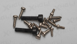 Screws M2x8,M1x3,M1.4x3,ST1.2x5PA