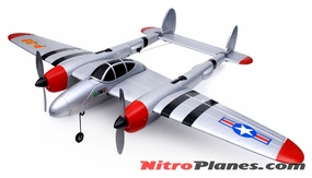 SD 3 Channel EPO Electric RTF Warbird Airplane