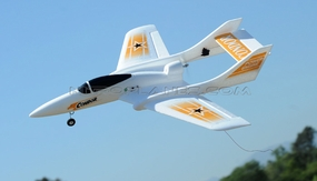 SD Model 3 Channel Condor EPP Foam Pusher Remote Controlled Bobcat Jet 100% Ready to Fly Super Durable