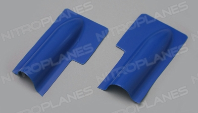 Servo Cover (Blue)