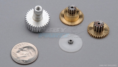 Servo Gear Set for D224 D124F 33P-Gear-5016