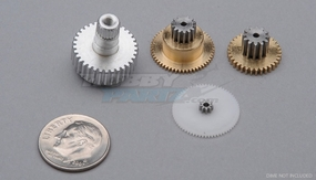 Servo Gear Set for D651 D226F