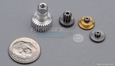 Servo Gear Set for D657 D658 D132F D135F 33P-Gear-5026