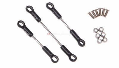 Servo Pushrod Set