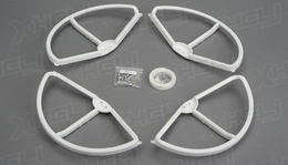 Set of 4 propeller guards
