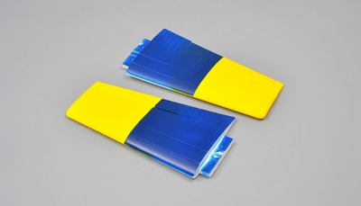 side wing set(blue)