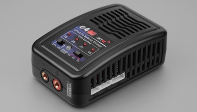 Sky RC E4 2-4 Cell Lithinum 100-240V AC Balance Charger
