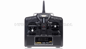 Sky Trainer 400 4 CH 2.4Ghz Transmitter
