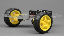 Smart Robot Car Chassis Kits with Speed Encoder Battery Box