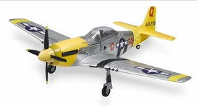 Spare Parts for AirField RC P51 1400MM (Yellow)