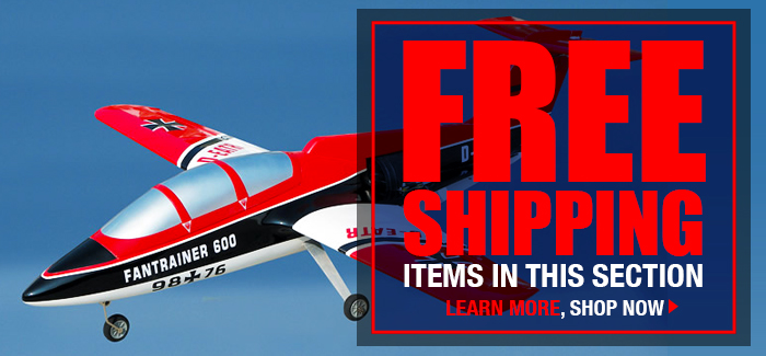 Free Shipping For All Items in this Section!
