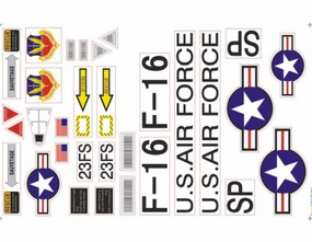 Stickers 93A16-16-THUNDERBIRD-Stickers