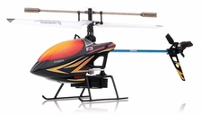 Syma F3 4 Channel RC Helicopter 2.4ghz (Black)