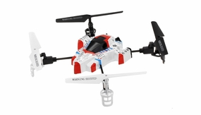 Syma RC X1 Quadcopter Space Ship 2.4Ghz 4 Channel RC Remote Control Radio