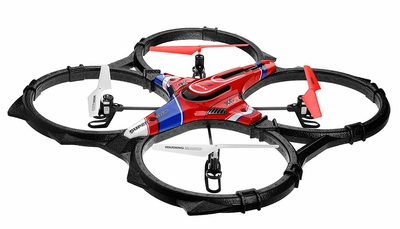 Syma RC X6 Quadcopter 4 Channel 2.4G Super Ship RC Remote Control Radio