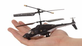 Syma S018 Radio Control?Micro Air Wolf Helicopter READY TO FLY!! RC Remote Control Radio