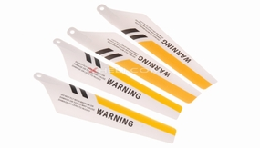 Syma S107 Main Blade Set (Yellow) 56P-Part-S107-02-Yellow