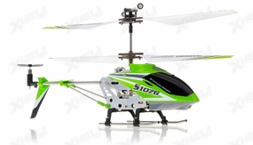 Syma S107g Replacement Parts Green (NO ELECTRONIC INCLUDED)