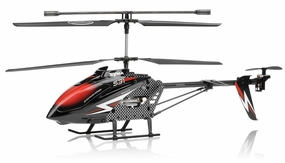 Syma S31 Eagle RC 3 Channel Helicopter 2.4Ghz (Black) RC Remote Control Radio