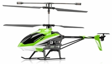 Syma S33 3 Channel RC Helicopter 2.4ghz (Green)