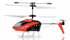 Syma S5 Infrared 3CH RC Helicopter with Gyro (Red)