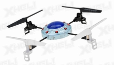 Syma X1 UFO Replacement Parts w/ Remote Control (No Electronic Parts Included)