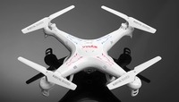 Syma X5C Explorers 4 Channel RC Quad Ready to Fly 2.4G w/ HD Camera + 4GB Memory Card