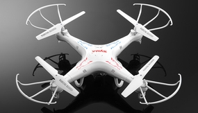 Syma X5C Explorers 4 Channel RC Quad Ready to Fly 2.4G