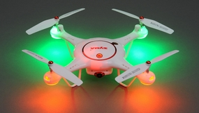 Syma X5UC Hover Camera w/ 8GB SD Card 2.4G 6-axis Gyro Quadcopter  Ready to Fly