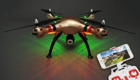 Syma X8HW Hover Headless WiFi FPV Camera 2.4G 6-axis Gyro Quadcopter  Ready to Fly