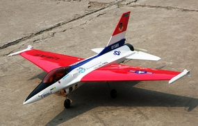 "T-Model ARF Brushless Electric Jet w/ 41"" Wing!"