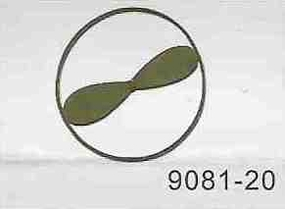 TAIL BLADE 9081-20 56P-Part-9081-20
